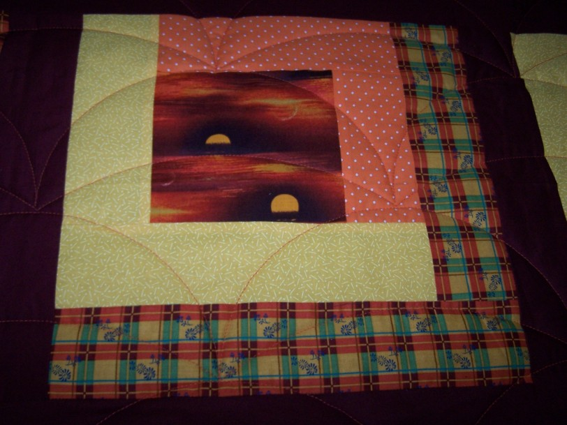 Kids' Quilts Sunset