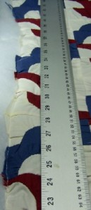 RWB edge ruler