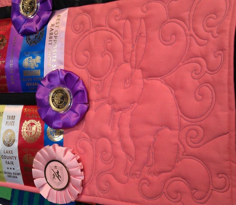 ribbon quilt bottom right