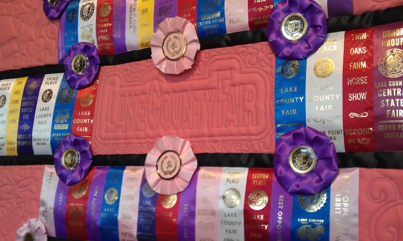 ribbon quilt center