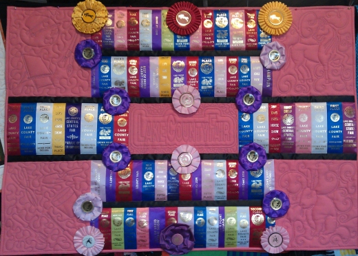 ribbon quilt full